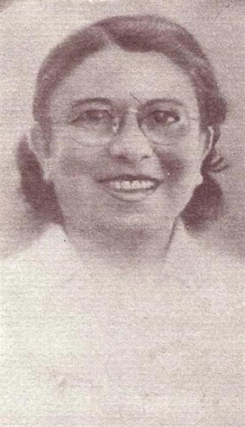 יעקובוביץ (ראוכברגר) לאה
